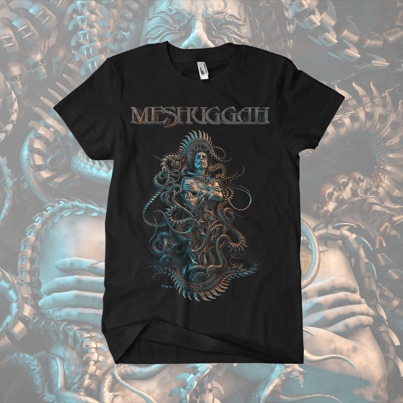 Meshuggah - The Violent Sleep of Reason T-shirt - Meshuggah