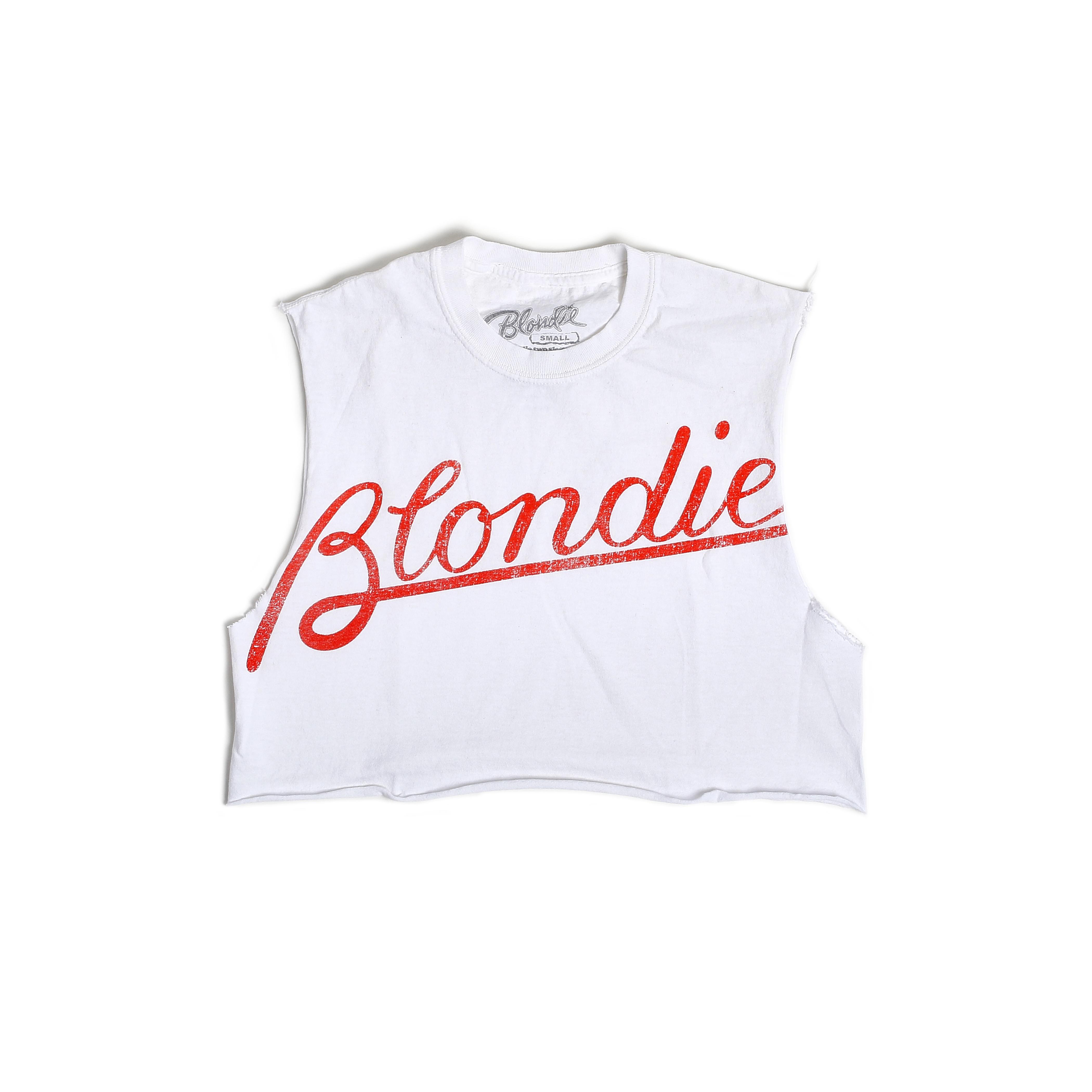 PARALLEL LINES CROP TOP - BlondieUS