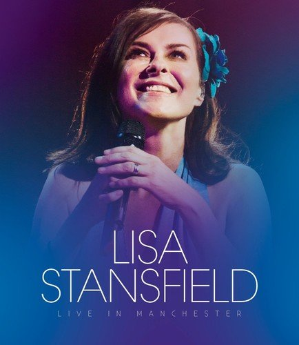 Live in Manchester Blu Ray - Lisa Stansfield