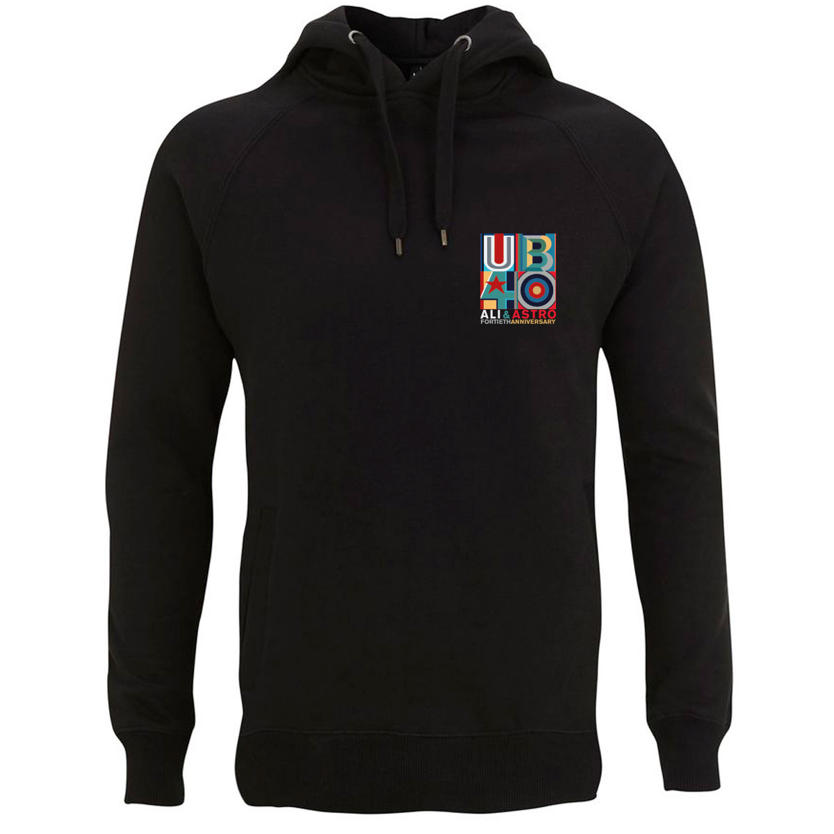 Logo Black Hood - UB40