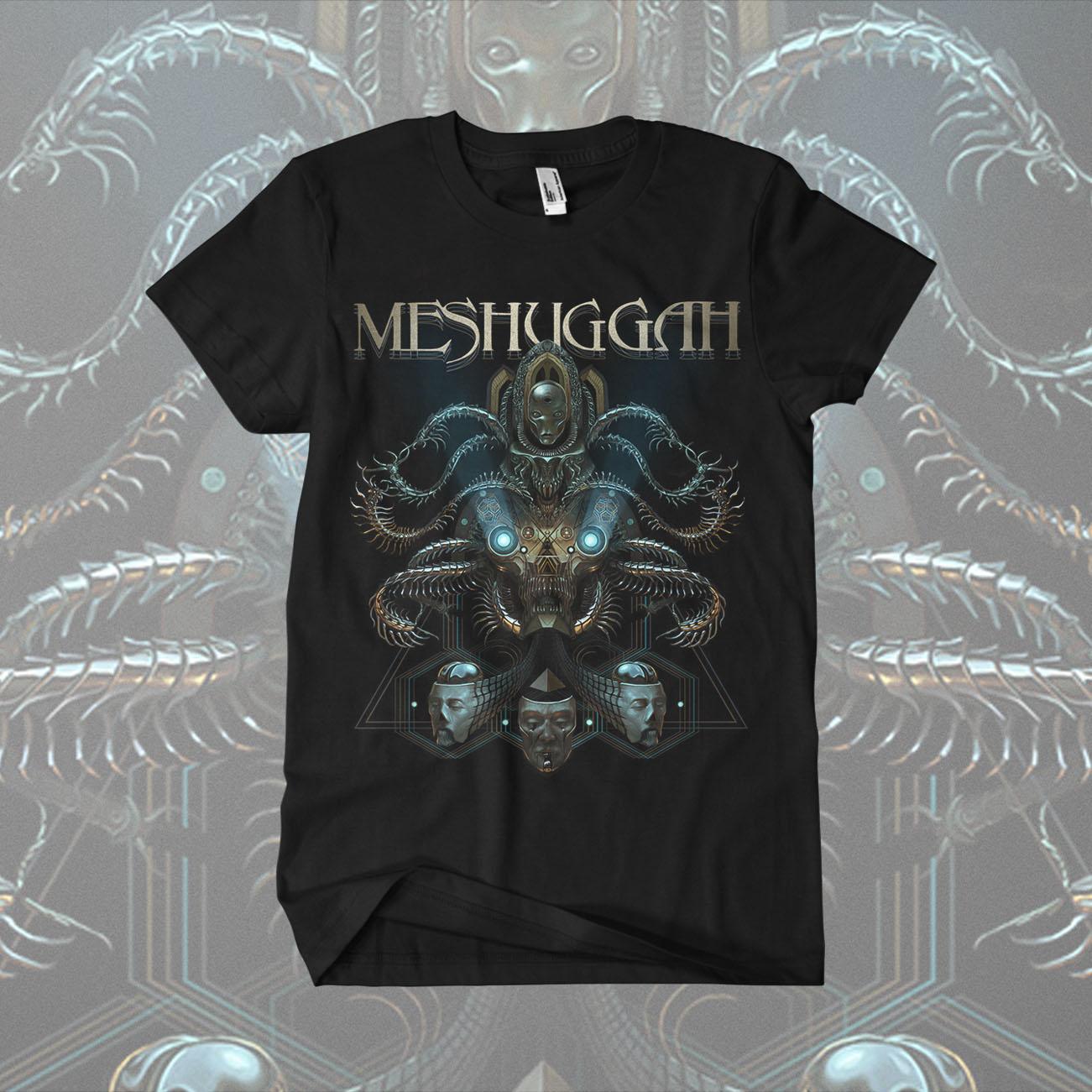 Meshuggah - 'Human Apathy' T-Shirt - Meshuggah