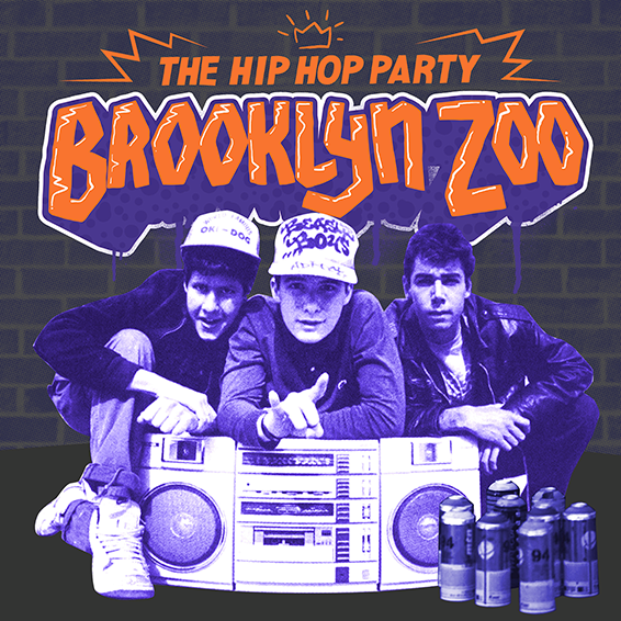 BROOKLYN ZOO | The Launch Party!