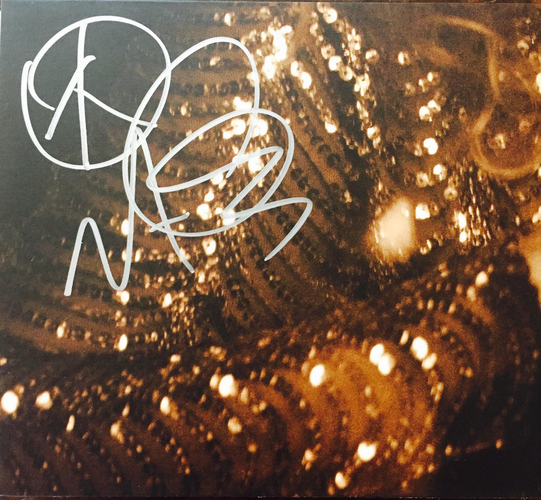 Signed CD - Nikka Costa