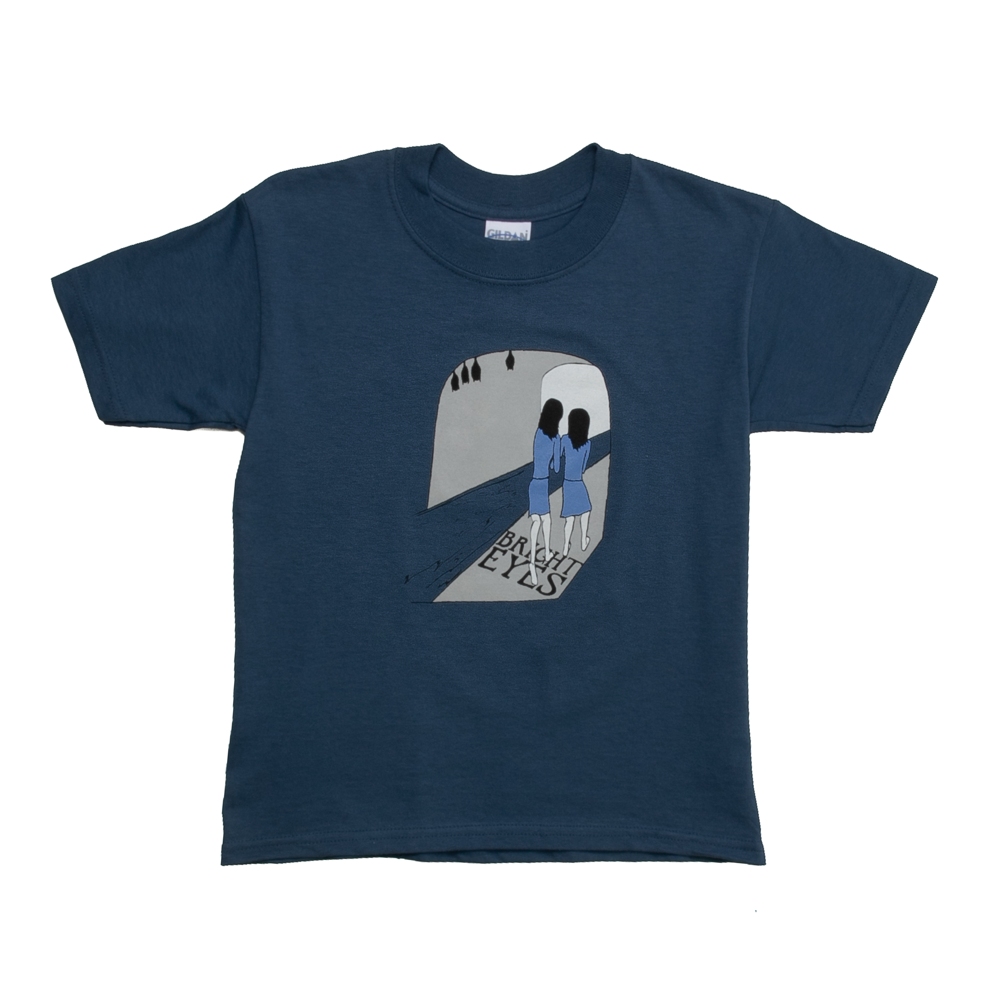 Tunnel Bats Youth Tee - Conor Oberst