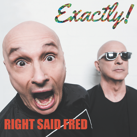 Exactly! (Signed CD) - Right Said Fred