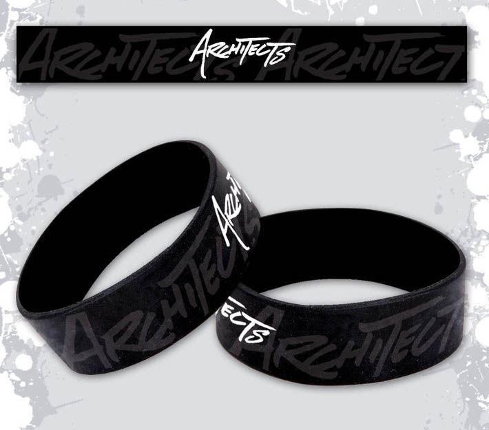 Logo Wristband - Architects