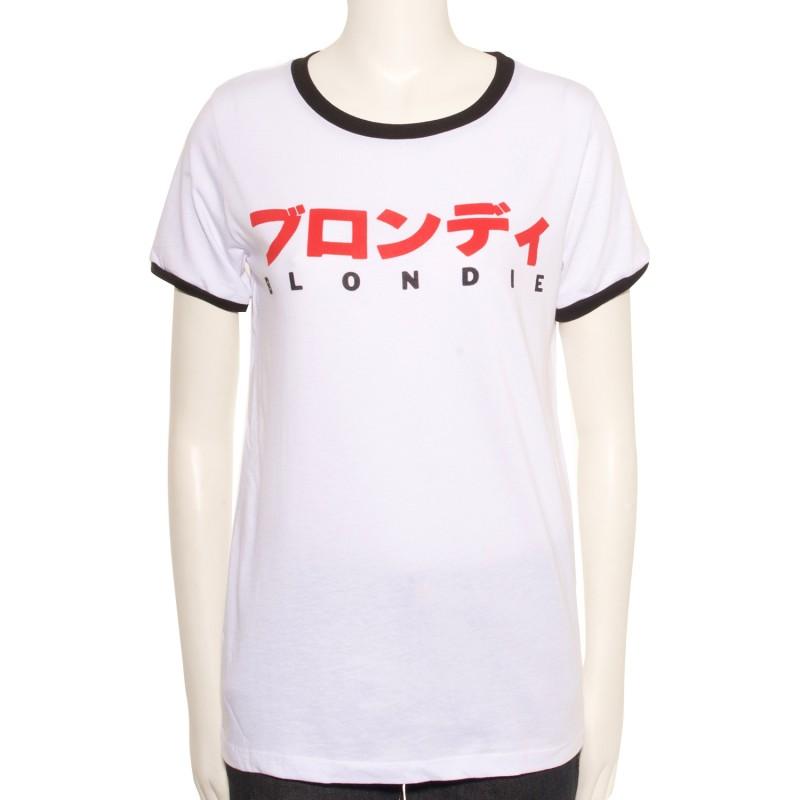 WOMEN'S CLASSIC JAPAN TOUR T-SHIRT - BlondieUS