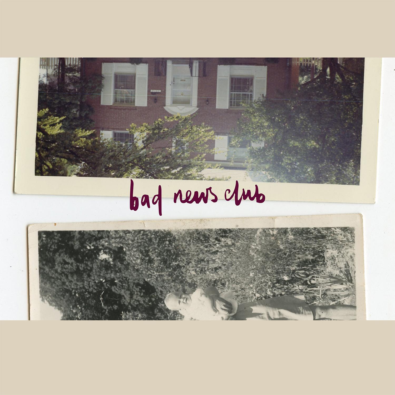 """Bad News Club - The Painter - 7"""" - Bad News Club"""