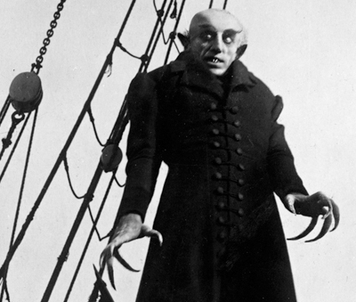 NOSFERATU with Live Score Performed by Graeme Stephen Trio