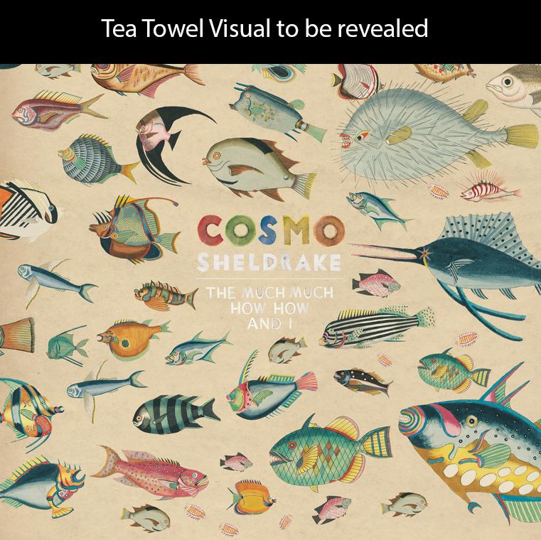 Tea Towel - cosmosheldrake