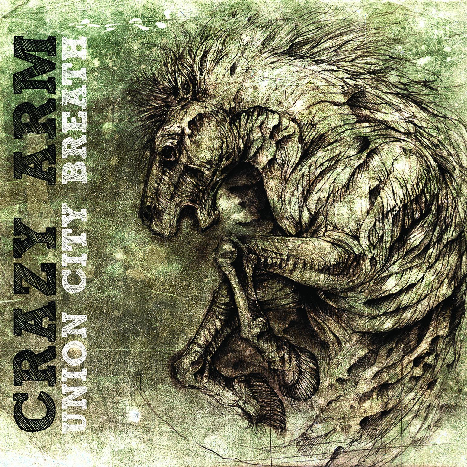 Crazy Arm - Union City Breath - CD - Xtra Mile Recordings