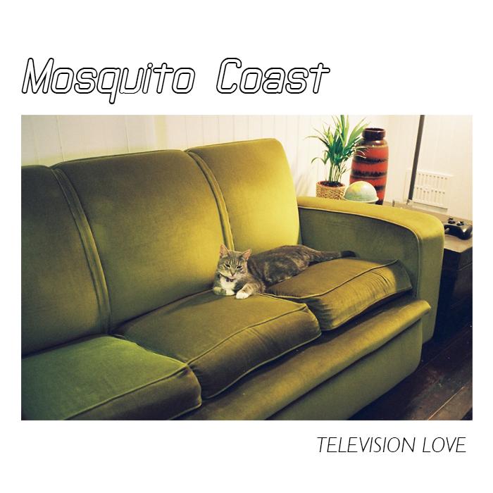 Television Love - CD - Mosquito Coast
