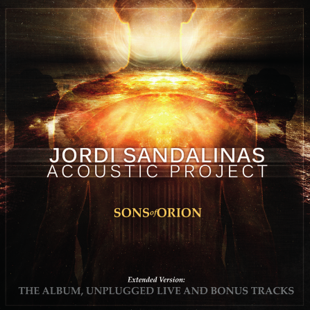 Sons of Orion Extended Version Double CD (2016) - SANDALINAS