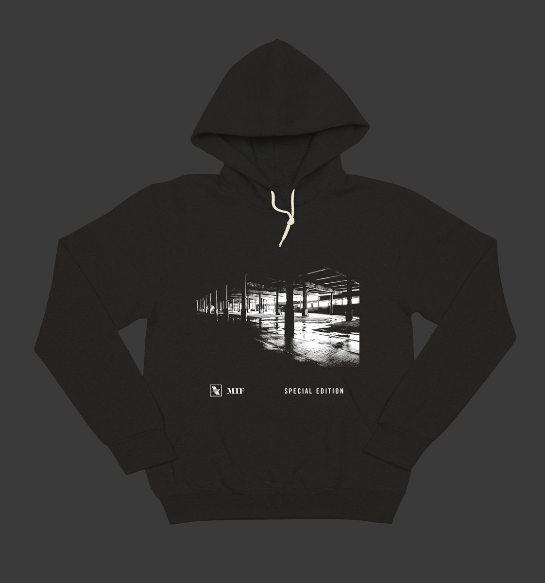 WHP x MIF Special Edition Hoody - The Warehouse Project