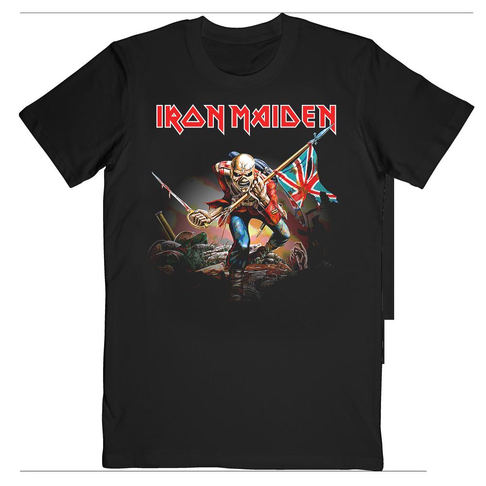 The Trooper Tee - Iron Maiden [Global USA]