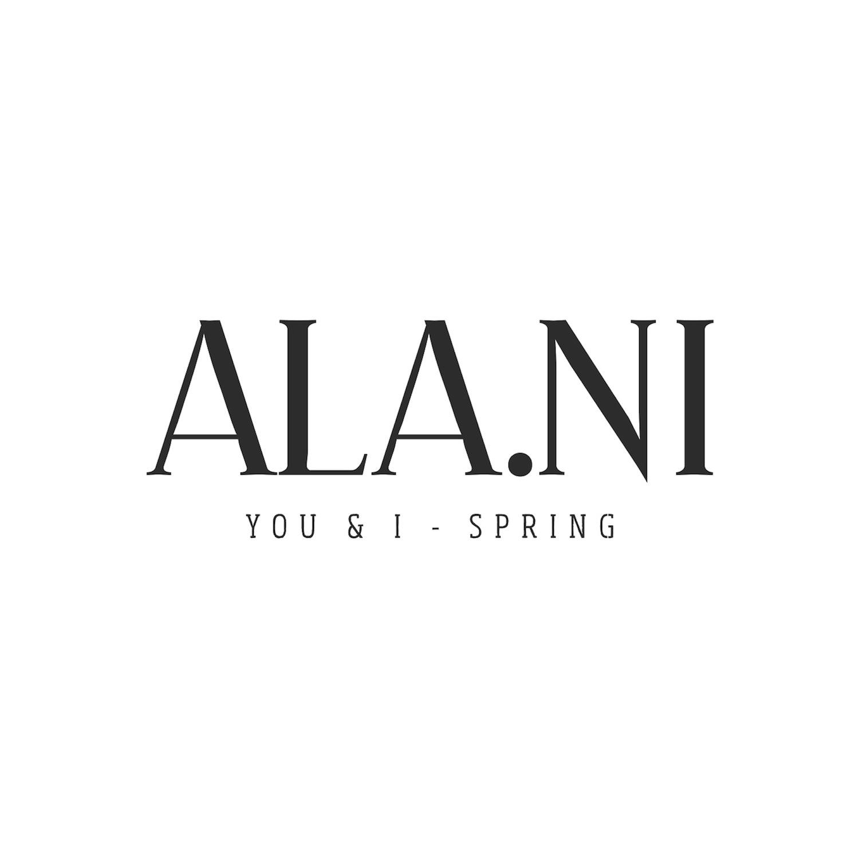 """ALA.NI - You & I - Spring 7"""" - Alani"""