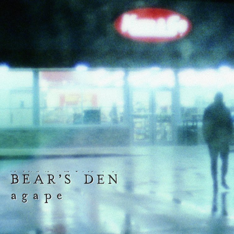 Agape - CD - Bear's Den