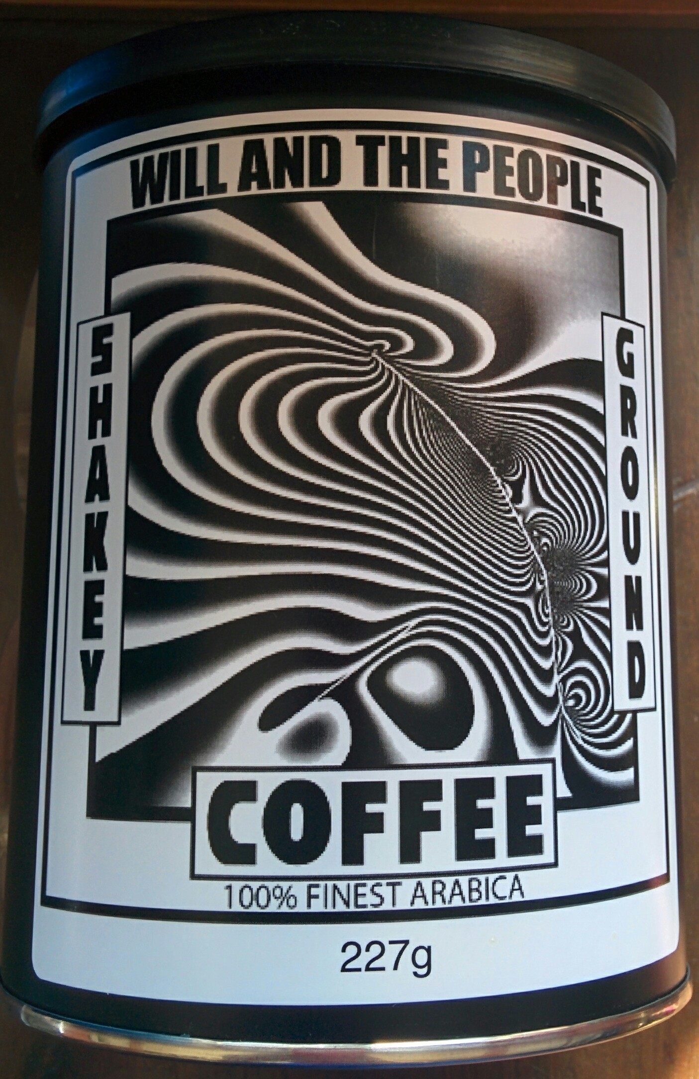 Shakey Ground Coffee! - Will and The People