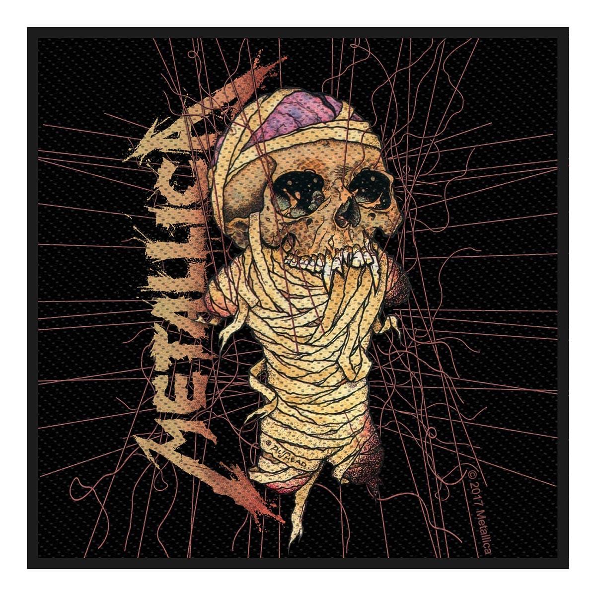Dead Wrap – Woven Patch - Metallica