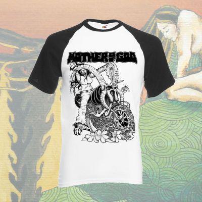Mother of God - Earth Rider Baseball T-Shirt - Omerch
