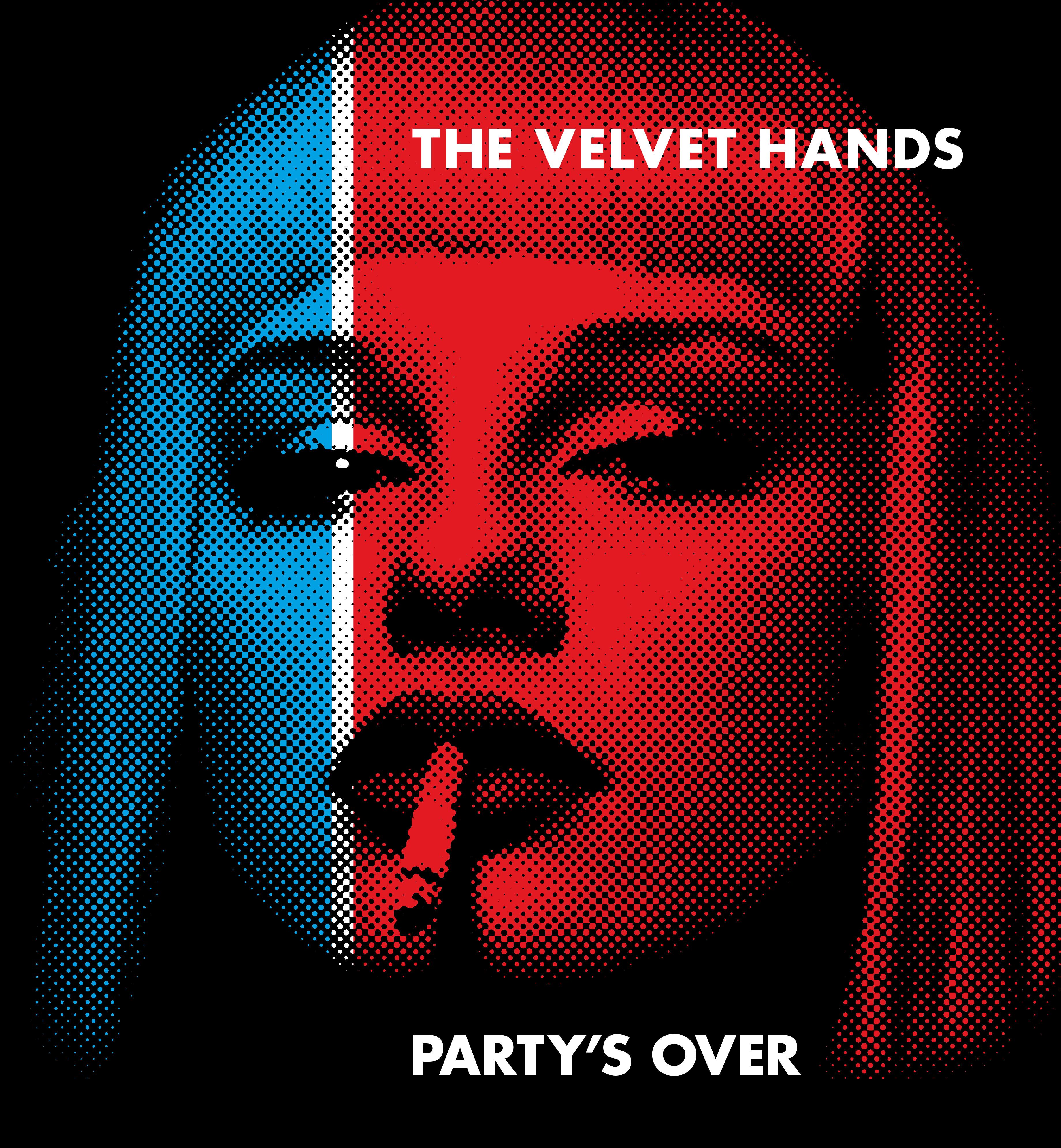 Party's Over CD - The Velvet Hands