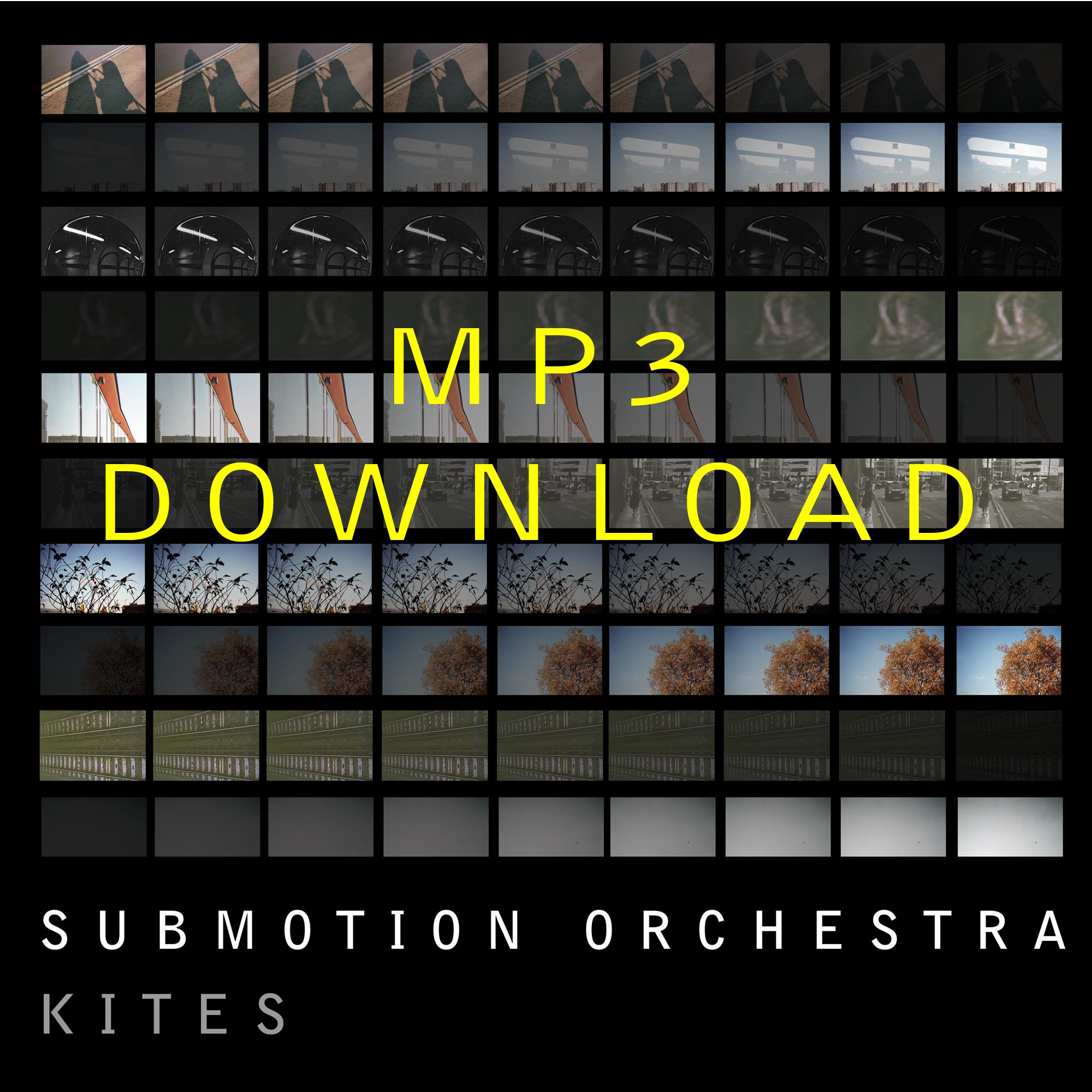 Kites Album - MP3 Download - Submotion Orchestra