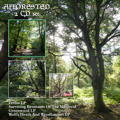 Afforested - 2 CD Set