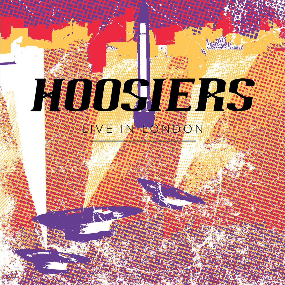 Live In London (Download) - The Hoosiers