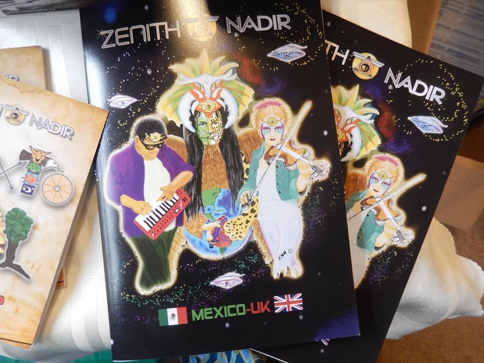 A5 Notebook - Zenith Nadir