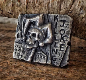 Limited Edition Empire Song Anniversary Medal - Killing Joke