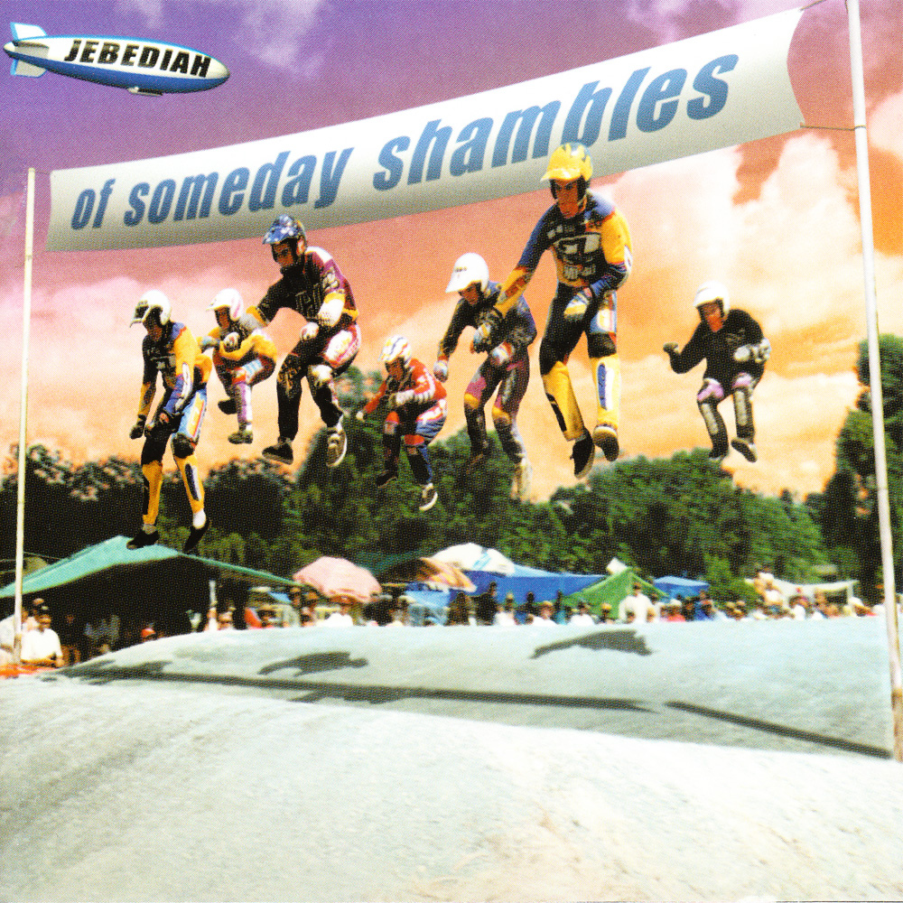 Of Someday Shambles - CD - Jebediah