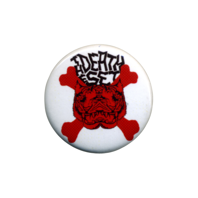 Double Tiger Button - The Death Set