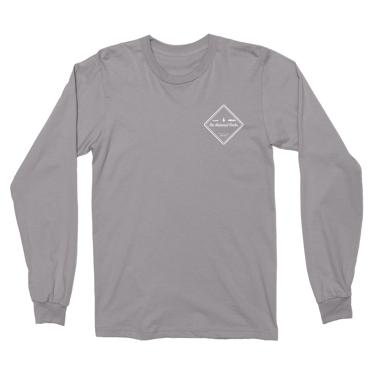 Icons - Long Sleeve T - The National Parks