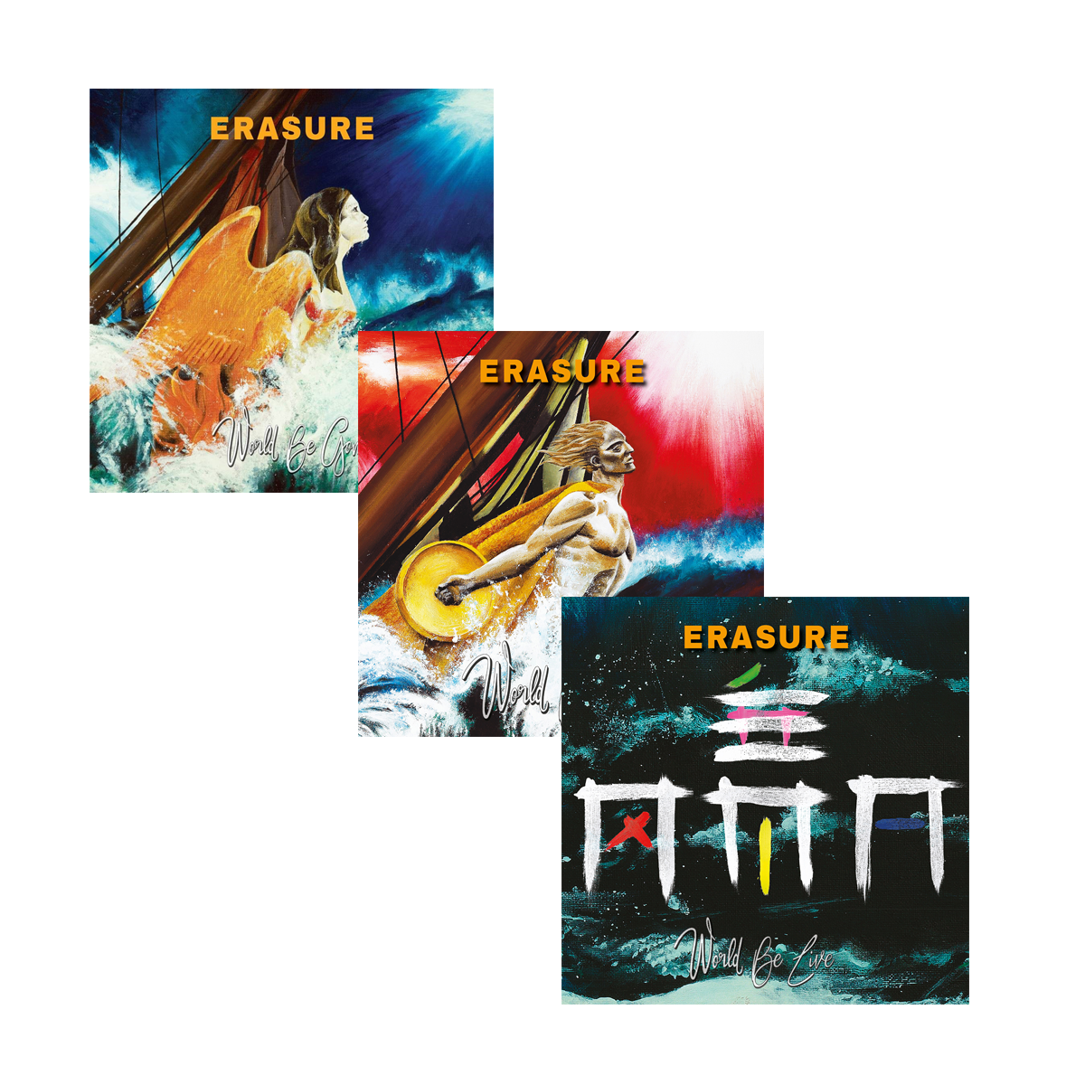 Erasure World Be... Bundle - Erasure