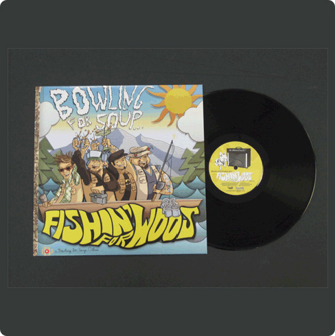 Fishin For Woos (Vinyl) - Bowling For Soup