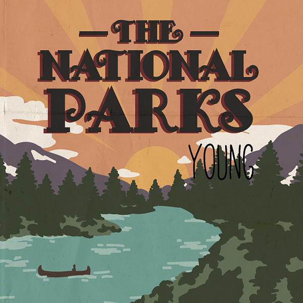 Young- CD - The National Parks