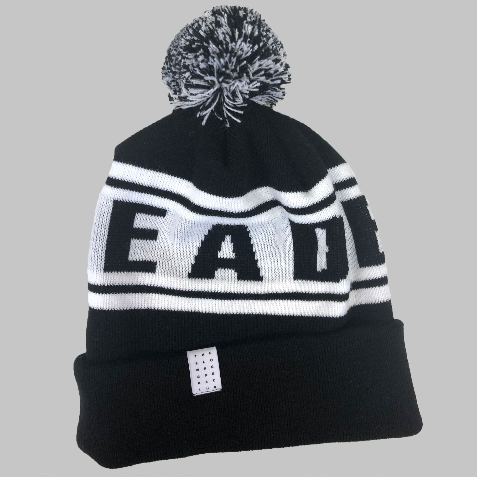 Readers Bobble Hat - The Slow Readers Club