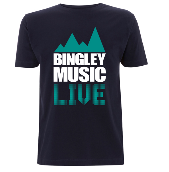 Navy Mountain T - Bingley Music Live