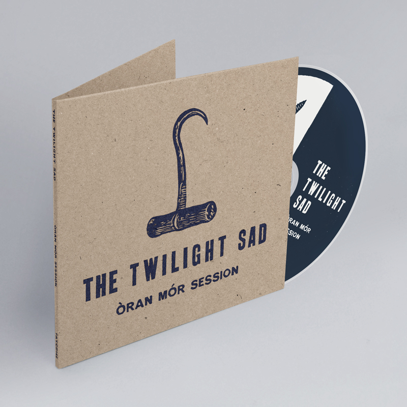 CD Album - Oran Mor Session - The Twilight Sad