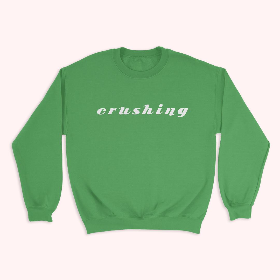 Crushing - Sweatshirt - Julia Jacklin