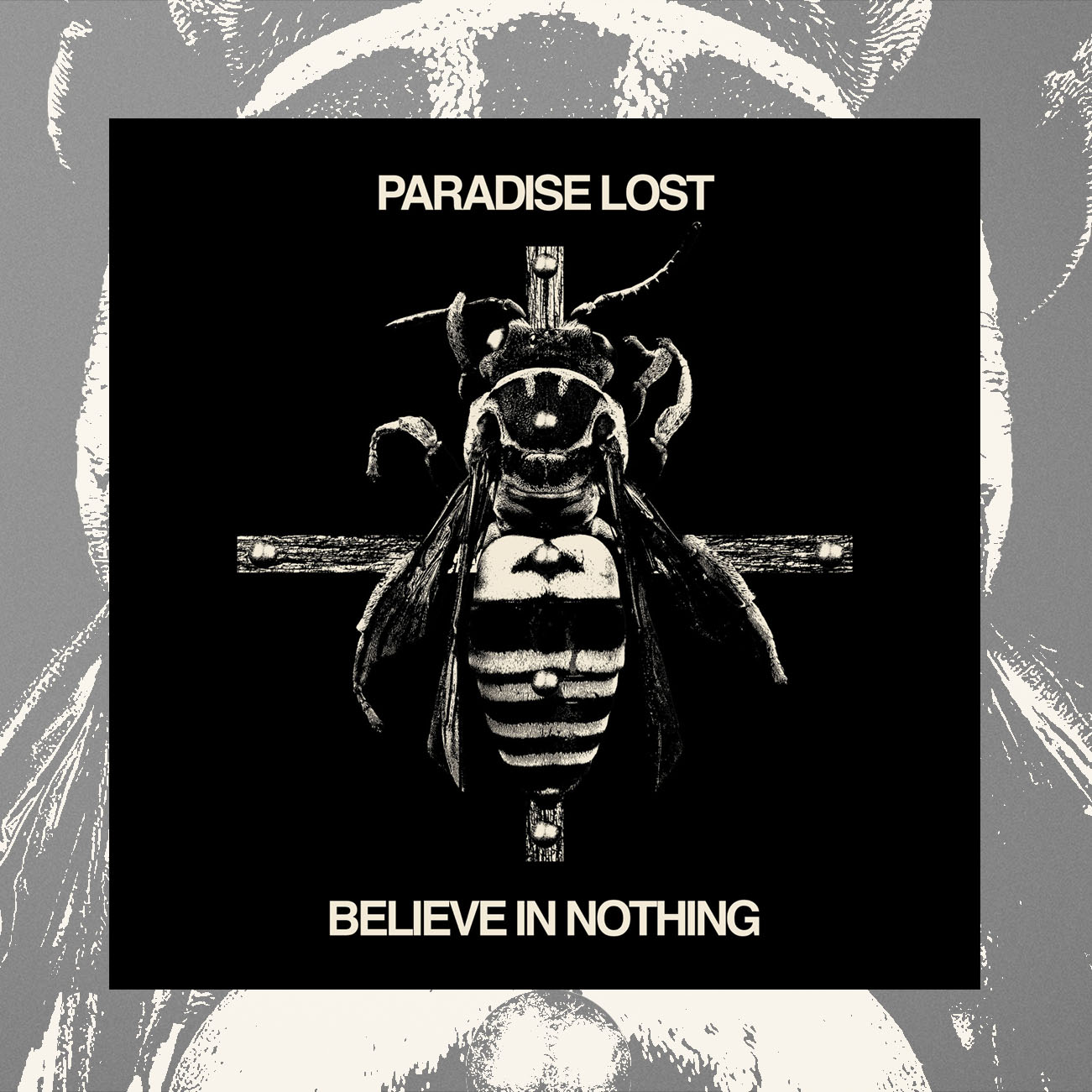 Paradise Lost - 'Believe In Nothing' Remixed & Remastered Digipack CD - Paradise Lost