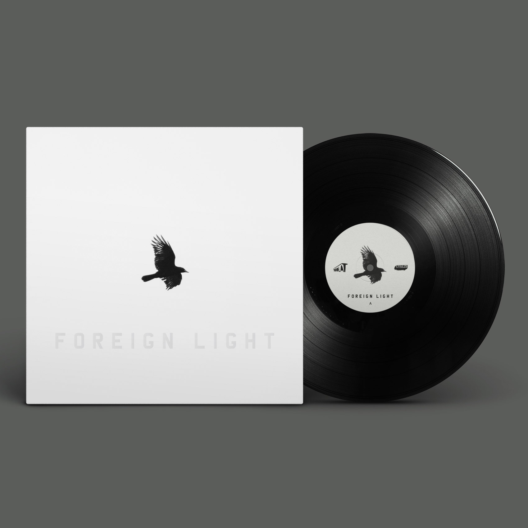 Foreign Light (Vinyl) - Steeze