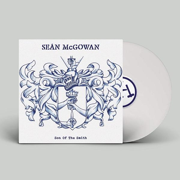 Sean McGowan 'Son Of The Smith'  - CD & white LP - Xtra Mile Recordings