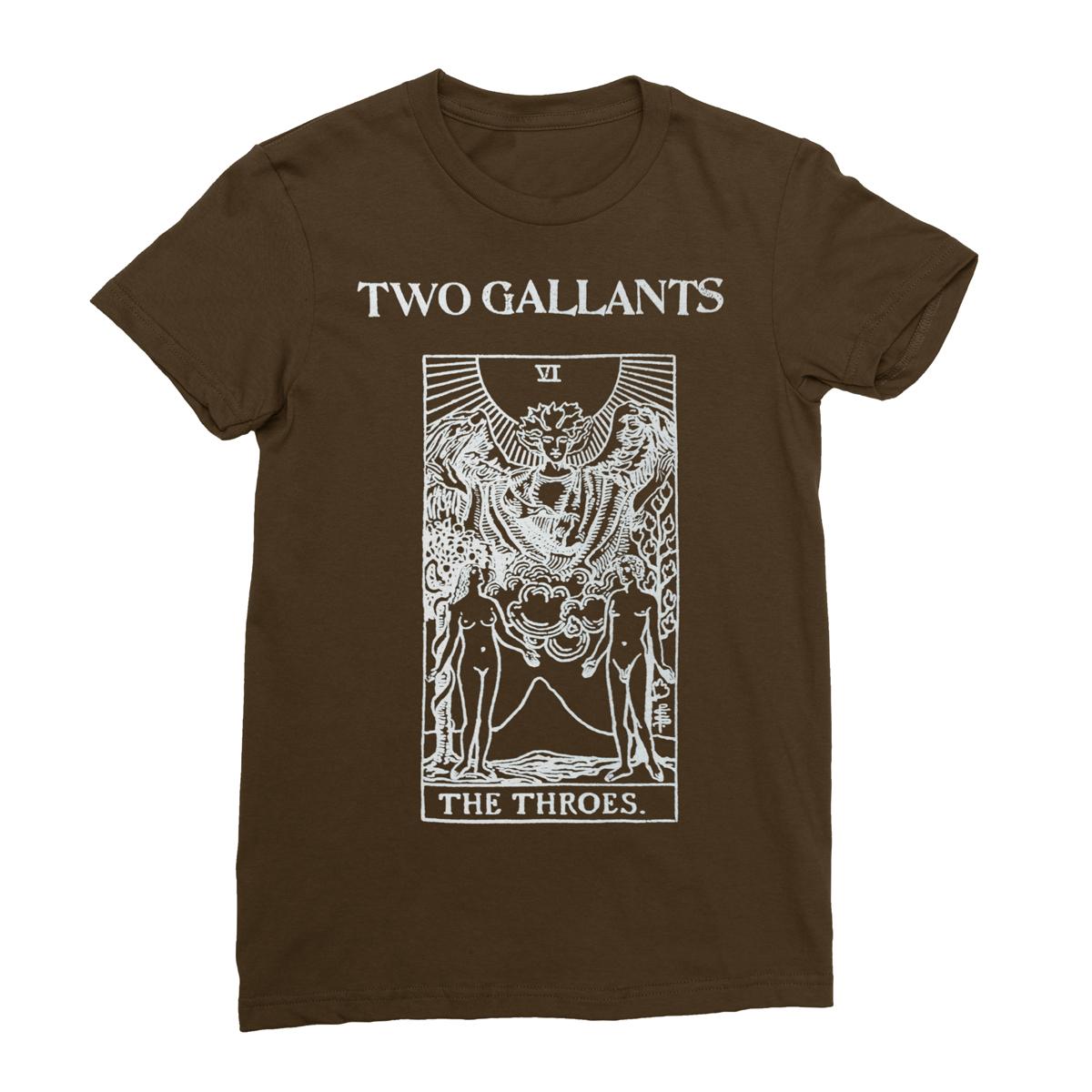 Tarot Tee - Brown - Two Gallants