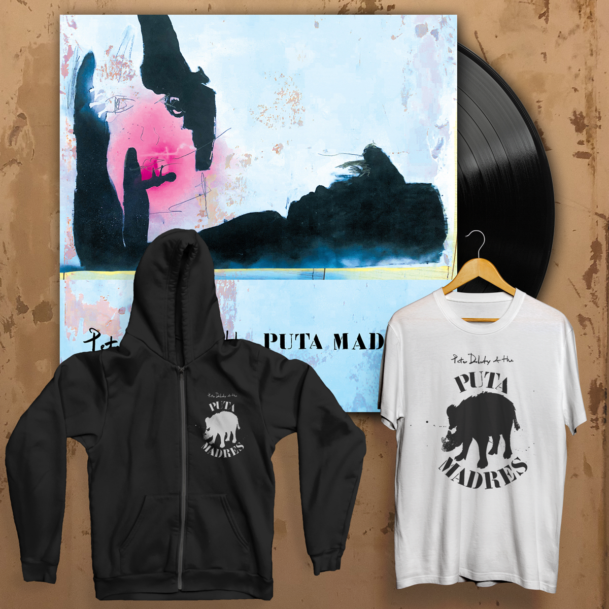 T-Shirt, Hoodie and Music - Pete Eudaimonism