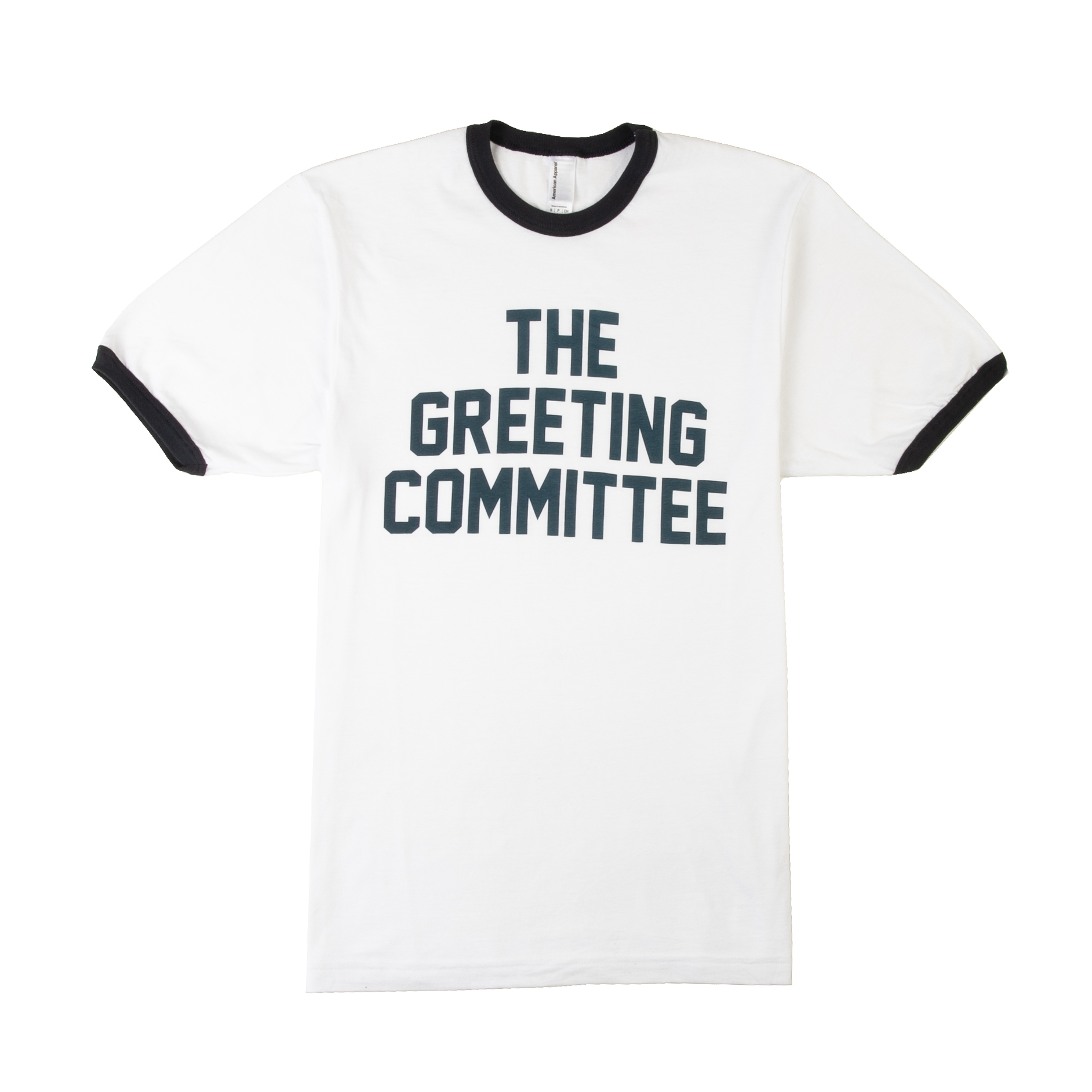 Ringer Tee - The Greeting Committee