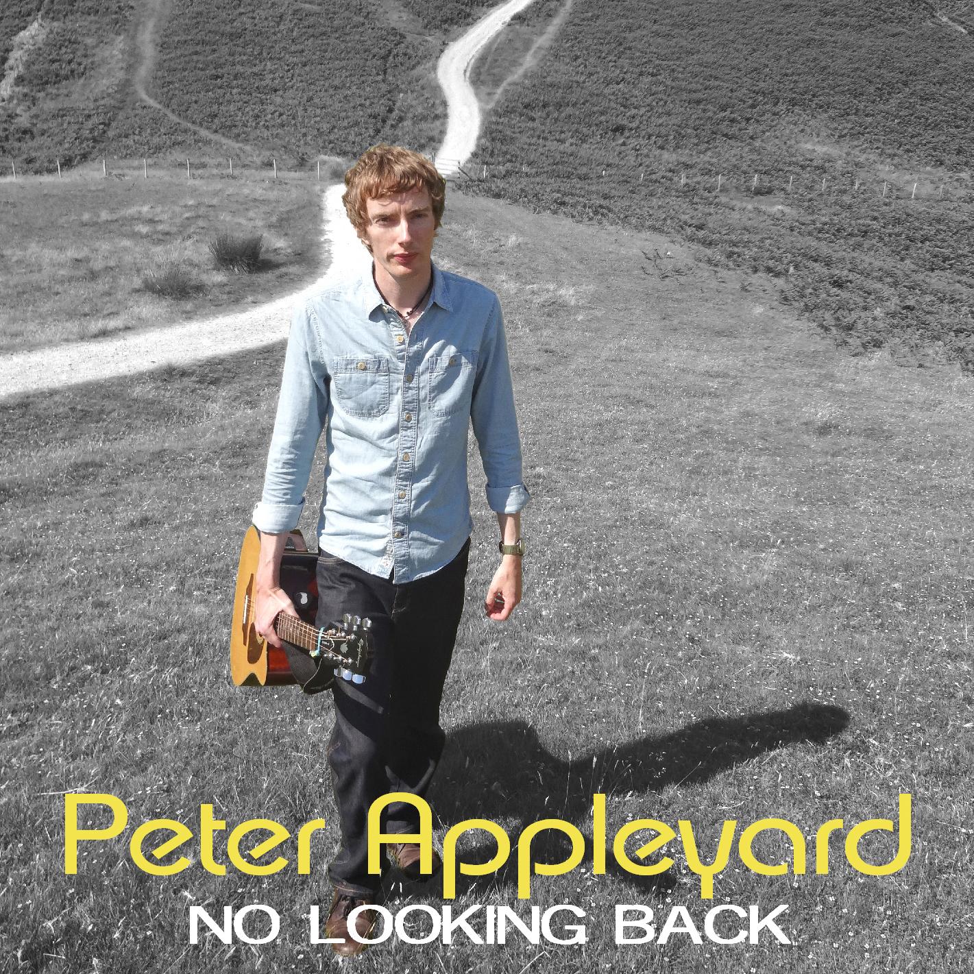 No Looking Back - Digital download - Peter Appleyard