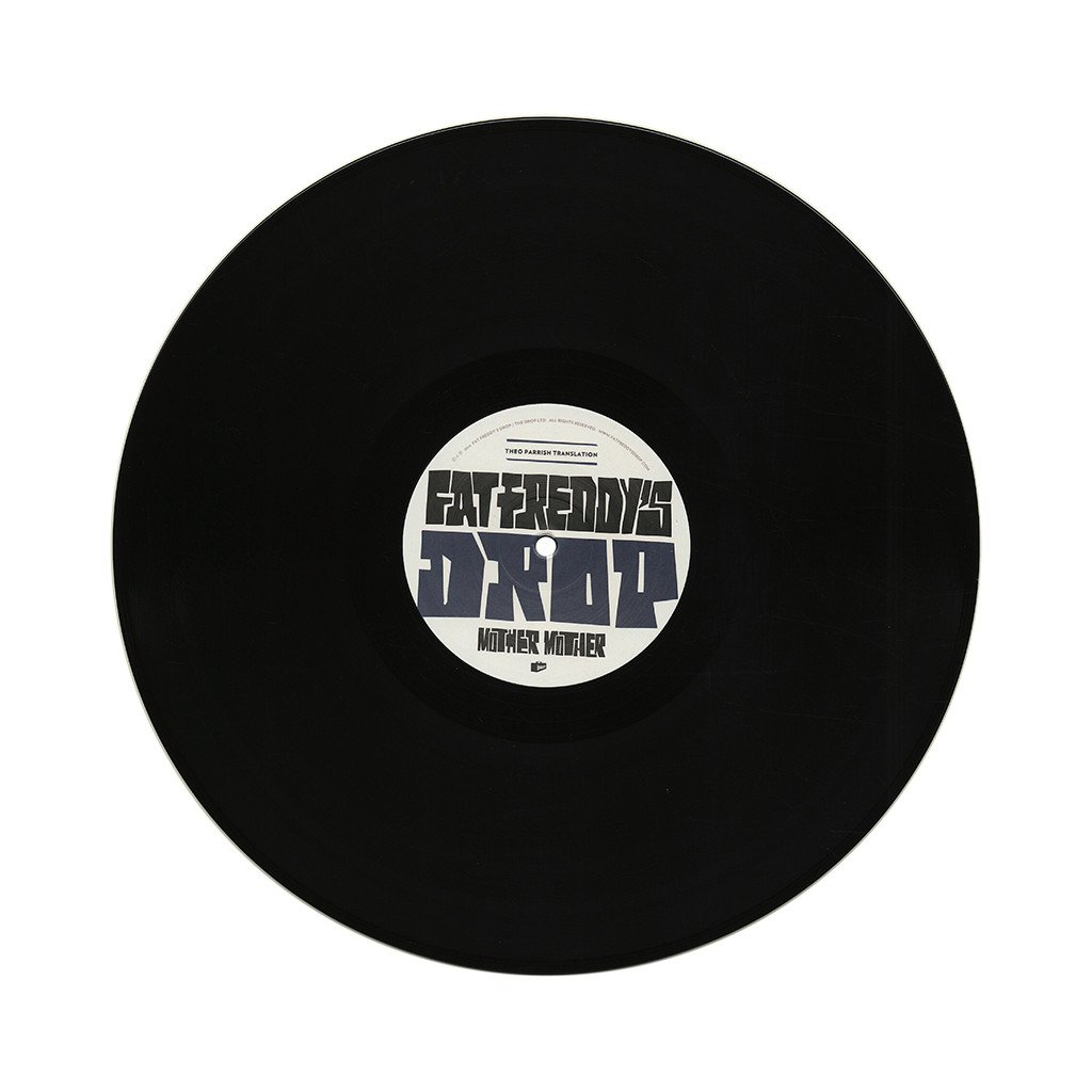 "Mother Mother (Theo Parrish Translation) (12"" Single) - Fat Freddy's Drop"