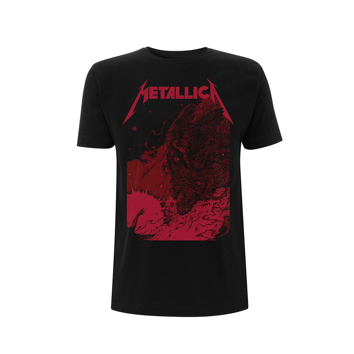 Phantom Lord Red – Tee - Metallica