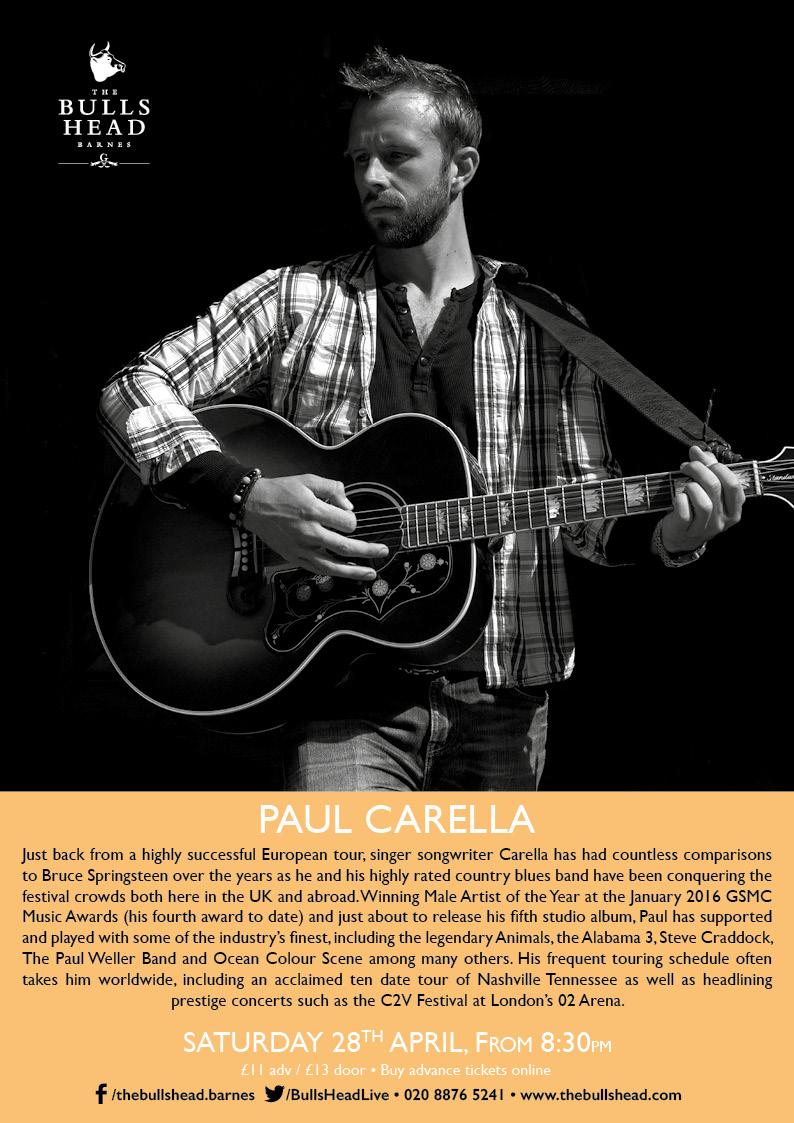 Paul Carella